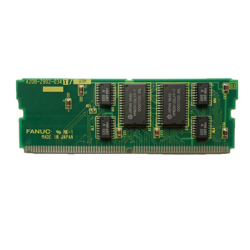 Fanuc PCB Board A20B-2902-0341